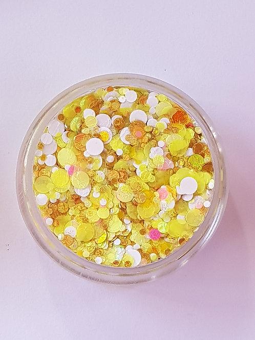 Lemon Squash Essential Glitter Balm