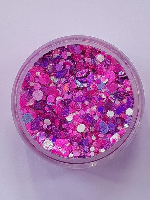 UV Pink Parade Essential Glitter Balm