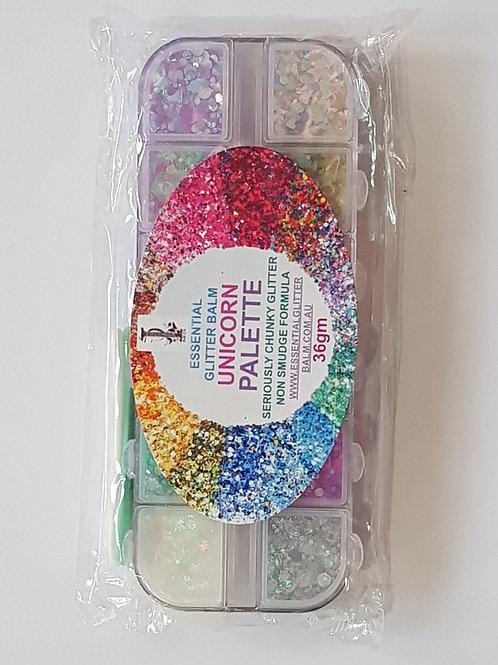 Essential Glitter Balm Unicorn Palette