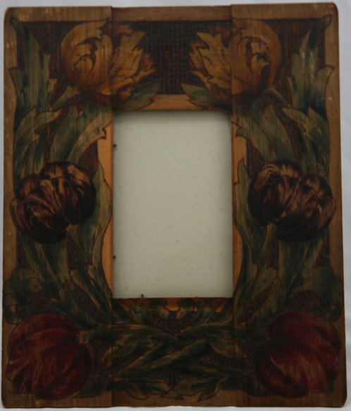Arthur G. Grinnell Craftsman Boston Society of Arts and Crafts Frame d1908