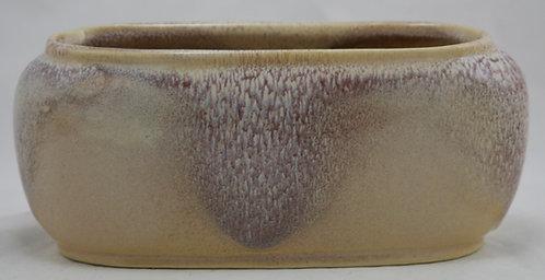 Royal Hickman Pillow Vase in Petty Crystal Glaze Original Condition