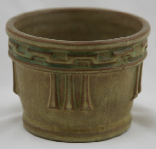"""$OLD! TY! Peters & Reed 3"""" Pereco Flower Pot Great Mold and Color"""