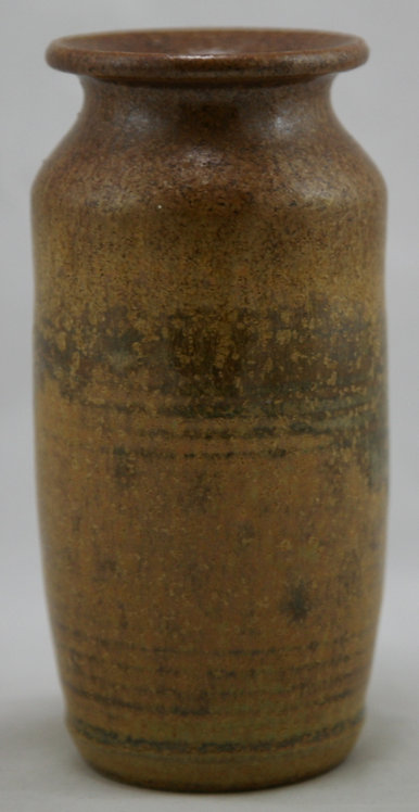 Pigeon Forge Vase By W. Utterback Fabulous Copper Crystalline Glaze Tip to Toe