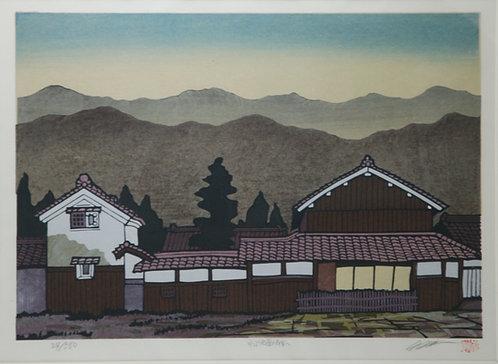 Katsuyuki Nishijima (1945-) 'House Landscape'