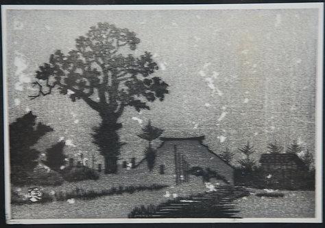 Gihachiro Okuyama (1907-1981) 'Kashima No Ki'