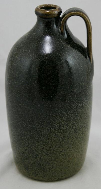 Jugtown Whiskey Jug in Frogskin Glazes c1960s-70s Original Condition