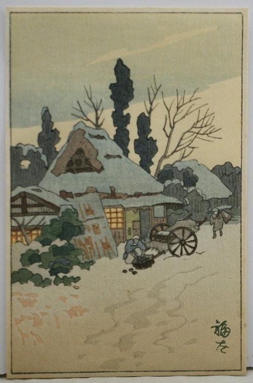 Fukuta 'Snow Village'
