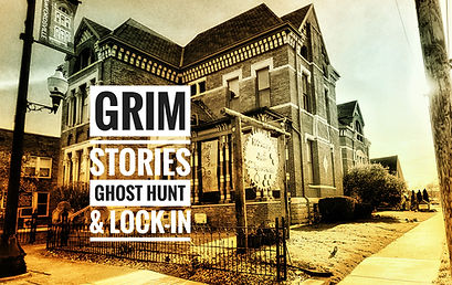 Ghost Hunt Tickets
