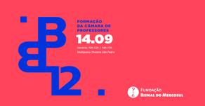 Bienal 12 lança sua primeira ação educativa