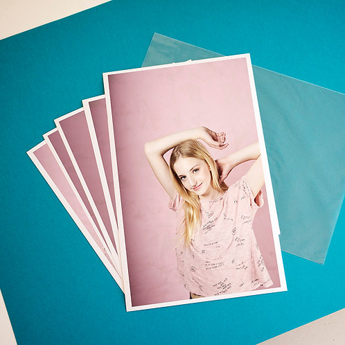 A4 Prints Package