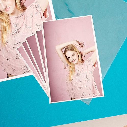 Medium Size Prints Package
