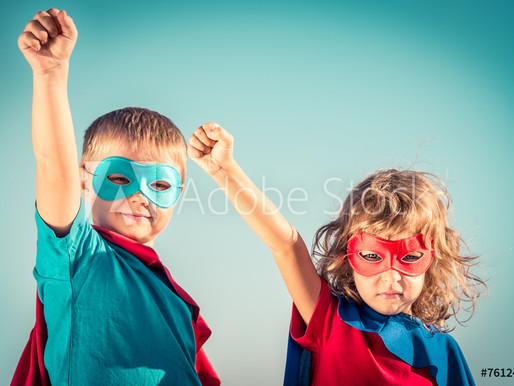 5 Benefits of Dress-Up Play!