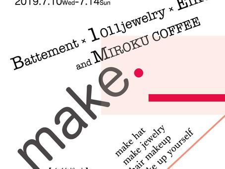 make.メイクドット