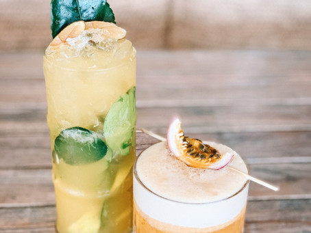 BASKK SWINGS INTO SPRING WITH A SWANKY NEW 'RUM BAR'……
