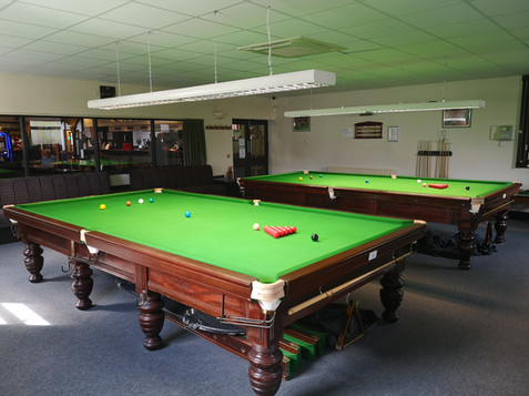 Great Snooker tables