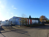 Hangar rénové par FIMAD