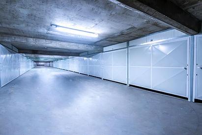 Création de 105 boxes dans un parking en sous sol à la Madeleine (59)
