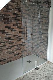 Rénovation complète d'une salle de bain - Melun (77)