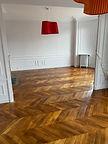 Rénovation d'un salon parisien - FIMAD