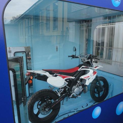 Honda Bike Spa