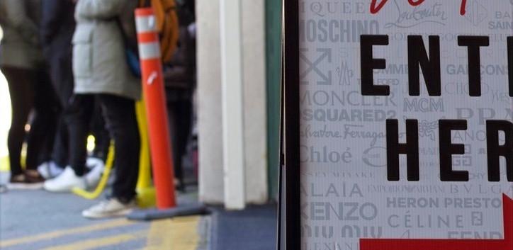 Designer Fashion Outlet Sample Sale