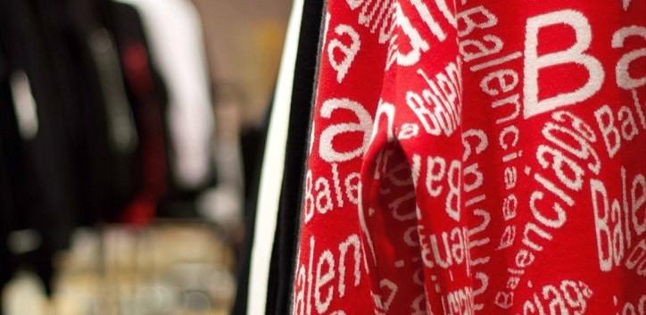 Balenciaga clothes