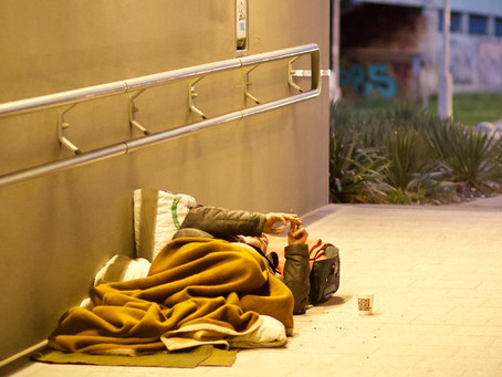 Curfew and the homeless