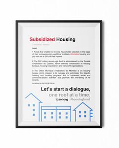 Subsidized Housing