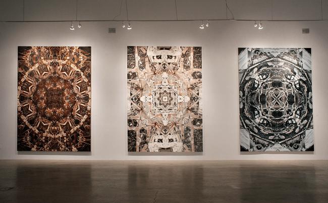 Solo Exhibition Samsara at MOCA GA