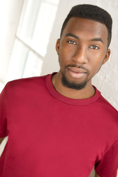 Devon Sinclair Fields Actor Headshot