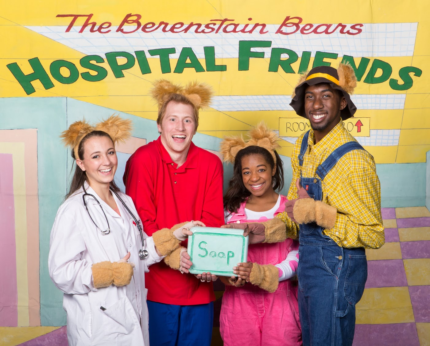The Berenstain Bears: Hospital Frien