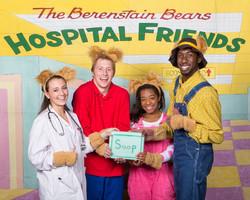 The Berenstain Bears: Hospital Frien
