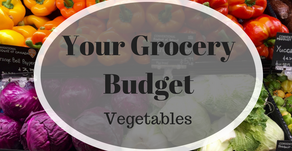 Your Grocery Budget: Vegetables