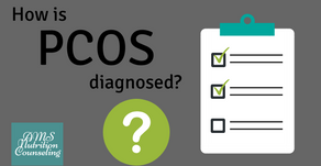 How is PCOS diagnosed?