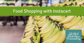 Food Shopping with Instacart