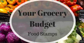 Your Grocery Budget: Food Stamps
