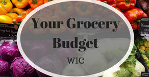 Your Grocery Budget: WIC