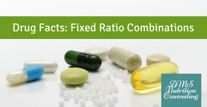 Drugs Facts: Fixed Ratio Combinations