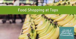 Food Shopping at Tops