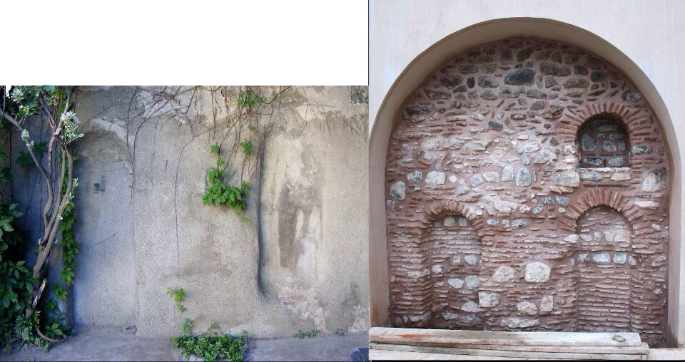 Tarihi Taş Duvar Restorasyonu, Öncesi & Sonrası