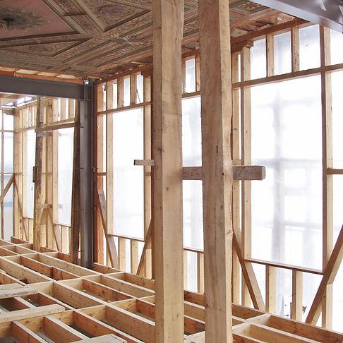 Ahşap Bina Nasıl Yapılır - Öztek Mimarlık