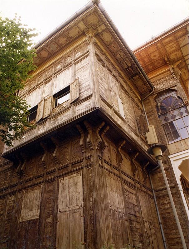 Abdülmecid Efendi Köşkü Restorasyon Öncesi