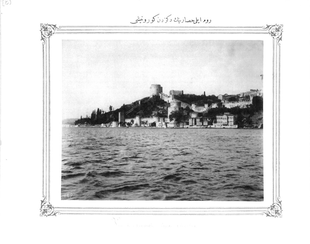 Sultan II. Abdülhamid Arşivi İstanbul Fotoğrafları'ndan