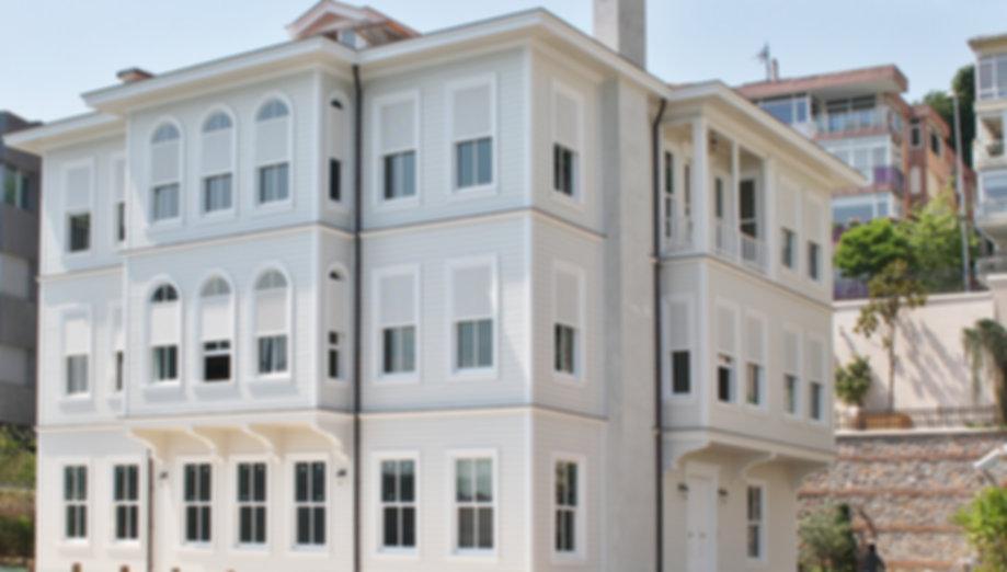 Restorasyon Öztek Mimarlık İnşaat Dekorasyon