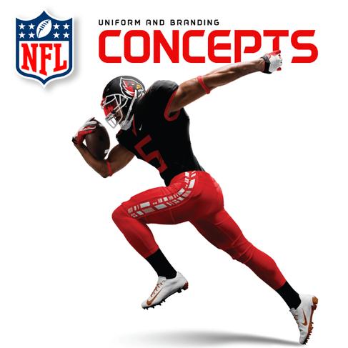 NFL Rebranding Concepts