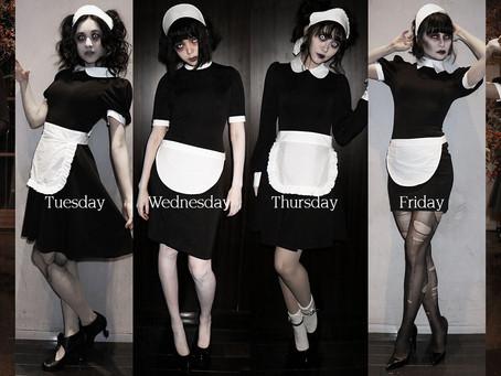 "1st Fashion Showcase ""Zombie Maid"""