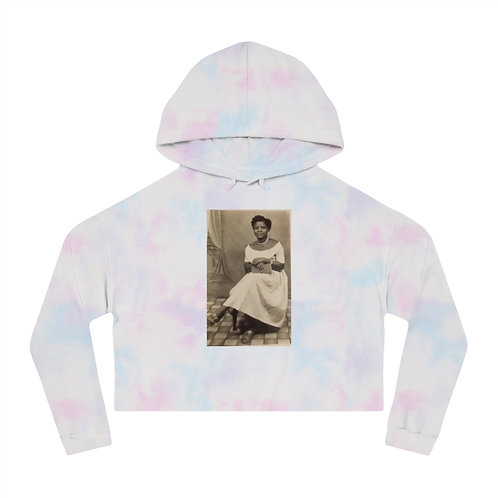 Bestie Cropped Sweatshirt