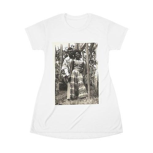 FANCI-LOVE - Shirt Dress