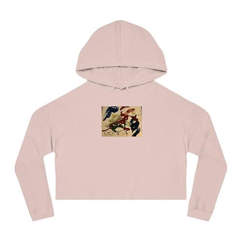 Under the Sea Cropped Sweatshirt