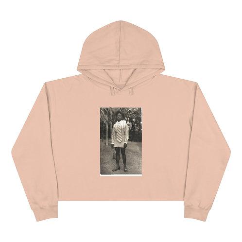 Designer Cropped Hoodie